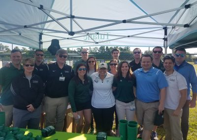 Tulane Institute of Sports Medicine and PT Solutions Team