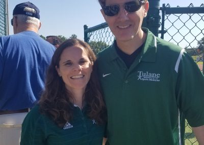 Dr. Mary Mulcahey and Dr. William Lunn