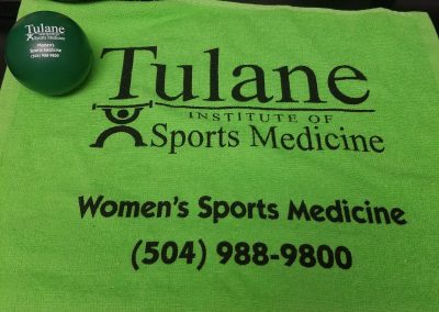 Introducing The Tulane Women's Sports Medicine Program.